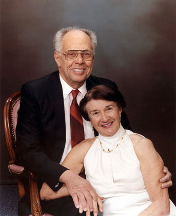 Hilda and Peter Bergsneider
